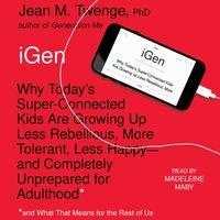 iGen - Jean M. Twenge - audiobook