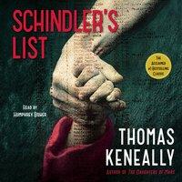 Schindler's List - Thomas Keneally - audiobook