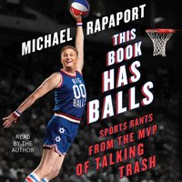 This Book Has Balls - Michael Rapaport - audiobook