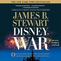 DisneyWar - James B. Stewart - audiobook