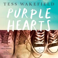 Purple Hearts - Tess Wakefield - audiobook