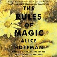 Rules of Magic - Alice Hoffman - audiobook