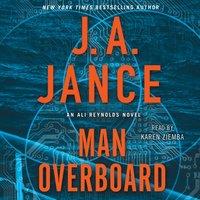 Man Overboard - J.A. Jance - audiobook