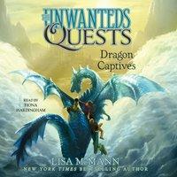 Dragon Captives - Lisa McMann - audiobook