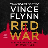 Red War - Vince Flynn - audiobook
