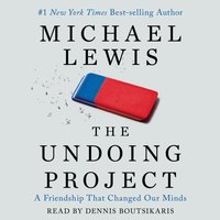 Undoing Project - Michael Lewis - audiobook