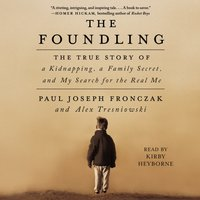 Foundling - Alex Tresniowski - audiobook