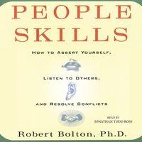 People Skills - Robert Bolton - audiobook
