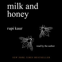 Milk and Honey - Rupi Kaur - audiobook