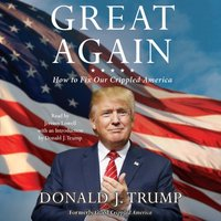 Great Again - Donald J. Trump - audiobook