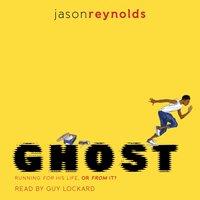 Ghost - Jason Reynolds - audiobook