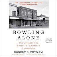 Bowling Alone - Robert D. Putnam - audiobook