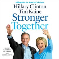 Stronger Together - Hillary Rodham Clinton - audiobook