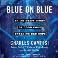 Blue on Blue - Gordon L. Dillow - audiobook