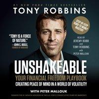 Unshakeable - Tony Robbins - audiobook