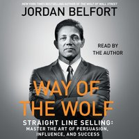 Way of the Wolf - Jordan Belfort - audiobook