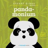 Panda-monium - Stuart Gibbs - audiobook