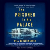 Prisoner in His Palace - Will Bardenwerper - audiobook