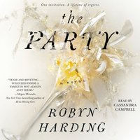 Party - Robyn Harding - audiobook