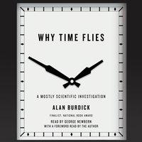 Why Time Flies - Alan Burdick - audiobook