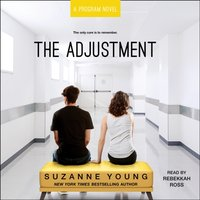 Adjustment - Suzanne Young - audiobook