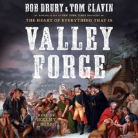 Valley Forge - Bob Drury - audiobook