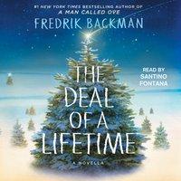 Deal of a Lifetime - Fredrik Backman - audiobook