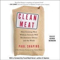 Clean Meat - Paul Shapiro - audiobook