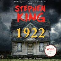 1922 - Stephen King - audiobook