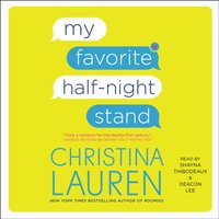 My Favorite Half-Night Stand - Christina Lauren - audiobook