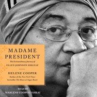 Madame President - Helene Cooper - audiobook