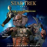 Prey: Book Three: The Hall of Heroes - John Jackson Miller - audiobook