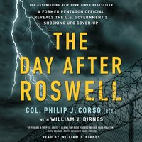 Day After Roswell - William J. Birnes - audiobook