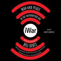 iWar - Bill Gertz - audiobook