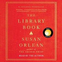 Library Book - Susan Orlean - audiobook
