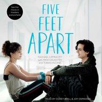 Five Feet Apart - Rachael Lippincott - audiobook
