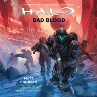 Halo: Bad Blood - Matt Forbeck - audiobook