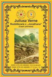 """Rozbitkowie z """"Jonathana"""" Część 1 - Juliusz Verne - ebook"""