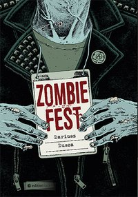 Zombie Fest - Dariusz Dusza - ebook