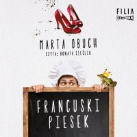 Francuski piesek - Marta Obuch - audiobook