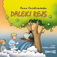 Daleki rejs - Anna Onichimowska - audiobook