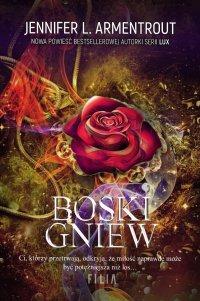 Boski gniew - Jennifer L. Armentrout - ebook