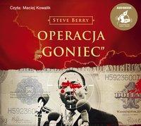 "Operacja ""Goniec"" - Steve Berry - audiobook"
