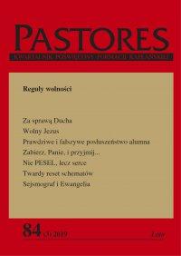 Pastores 84 (3) 2019 - Opracowanie zbiorowe - eprasa