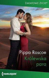 Królewska para - Pippa Roscoe - ebook