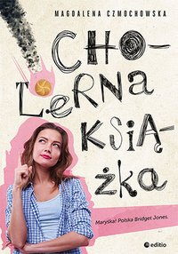 Cholerna książka - Magdalena Czmochowska - ebook