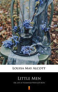 Little Men - Louisa May Alcott - ebook