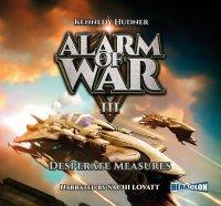 Alarm of War, Book III: Desperate Measures - Kennedy Hudner - audiobook