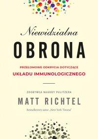 Niewidzialna obrona - Matt Richtel - ebook