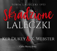 Skradzione laleczki - Ker Dukey - audiobook